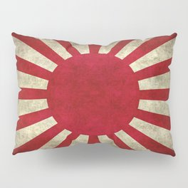 The imperial Japanese Army Ensign Flag Pillow Sham