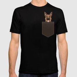 Skylar - German Shepherd gifts for dog people dog lover gifts german shepherd owners perfect gifts  T-shirt