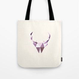 Polydeer in Space Tote Bag