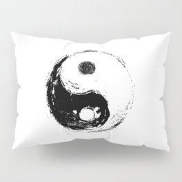 spiritual symbol yin yang Pillow Sham