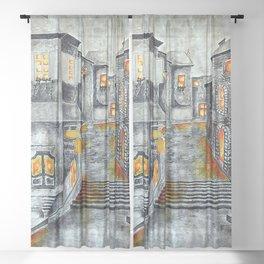 Novigrad Sheer Curtain