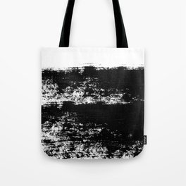 VICTIMIZED - black with no background Tote Bag