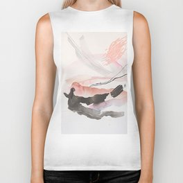 Day 25: The natural beauty of one thing leading to another. Biker Tank