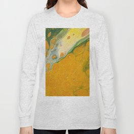 I love mustard Long Sleeve T-shirt