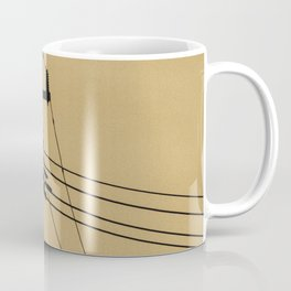 Colored communication Coffee Mug
