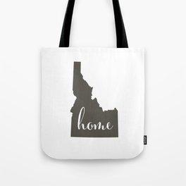 Idaho is Home Tote Bag