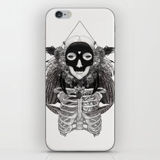 Las Muertitas: Sister Light iPhone & iPod Skin