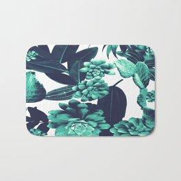 Cactus Design Bath Mat