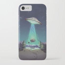 Abducted iPhone Case