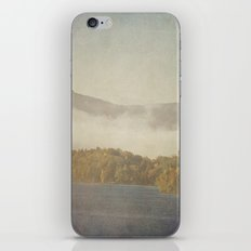 Fog and Color iPhone & iPod Skin