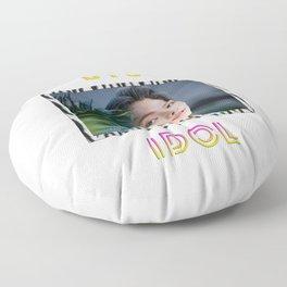 BTS Song IDOL Design - RM Floor Pillow