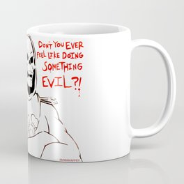 Villainous Musings by MrMAHAFEY Coffee Mug
