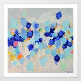 Amoebic Party No. 1 Art Print