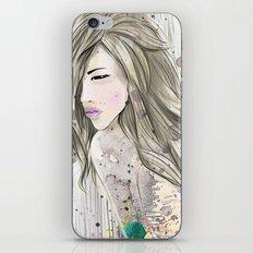 women_colors iPhone Skin