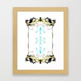 Magic Mirror Framed Art Print