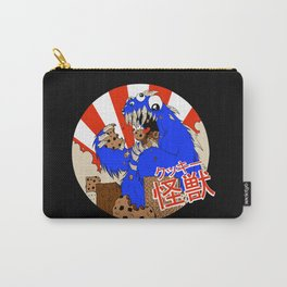 Kookie Kaiju Carry-All Pouch