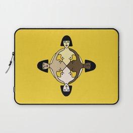 Boob Circle Laptop Sleeve