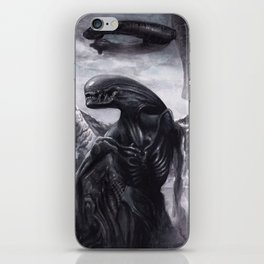 Alien - Xenomorp iPhone Skin