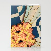 zentangle Stationery Cards featuring Zentangle by Trevor Seymour