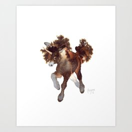 Faerion Art Print