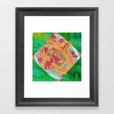 Our Lady Of Guadalupe II Framed Art Print