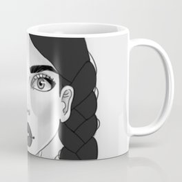 My new Addams family member Coffee Mug