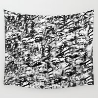broken Wall Tapestries featuring Broken  by westwoodjessica