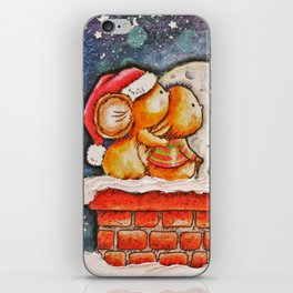 The Magic of Christmas iPhone Skin