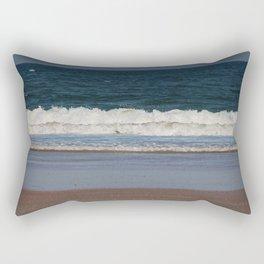 Oceanswept Rectangular Pillow