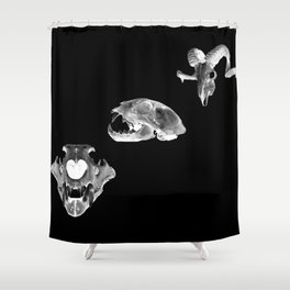 infra Shower Curtain
