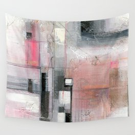 Serene Abstraction 1A by Kathy Morton Stanion Wall Tapestry