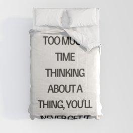 GET IT DONE Comforters