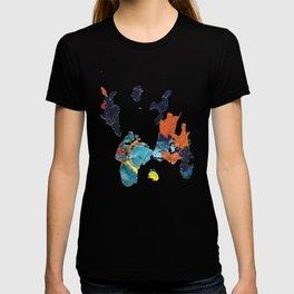 paint shirt T-shirt