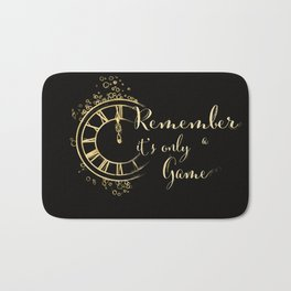 "Caraval"" by Stephanie Garber Bath Mat"