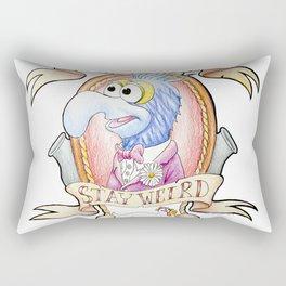 Gonzo the Great - Stay Weird Rectangular Pillow