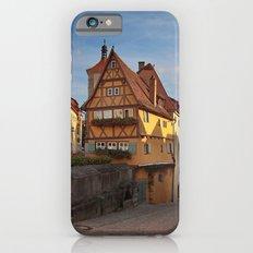 Rothenburg ob der Tauber Slim Case iPhone 6s