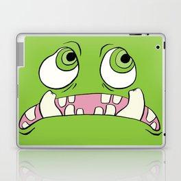 Little Green Monster Laptop & iPad Skin