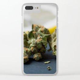 Sour Amnesia Clear iPhone Case