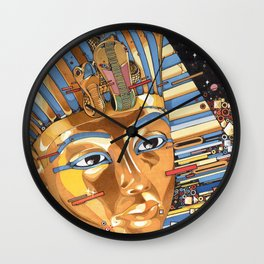 '5MOKIN' PHAROAH'5!' Wall Clock