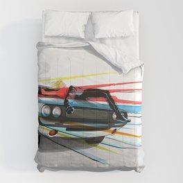 Live Fast! Comforters