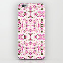 beautiful rose iPhone Skin