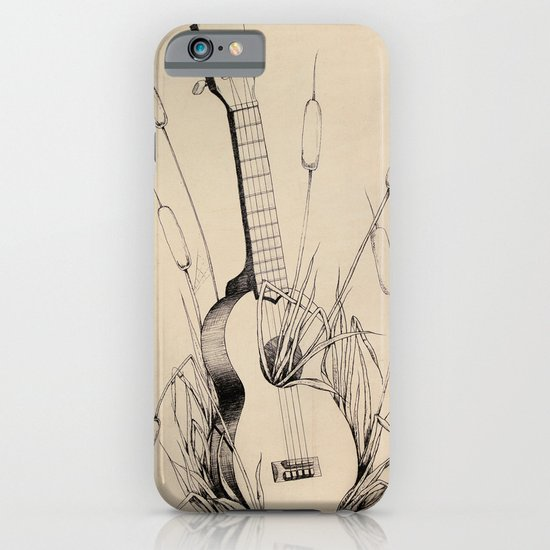 Ukulele iPhone & iPod Case
