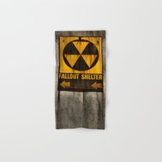 Fallout Shelter Hand & Bath Towel