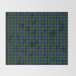 Colquhoun Tartan Throw Blanket