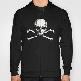 Skull and Crossbones | Jolly Roger Hoody