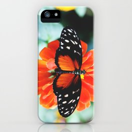 butterfly I iPhone Case