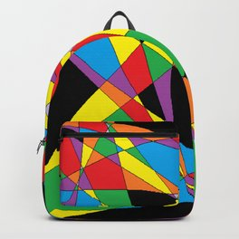 Typical Microsoft Paint Backpack