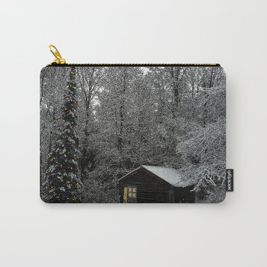 Winter Wonderland at Christmas  Carry-All Pouch