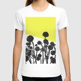 cactus flowers T-shirt