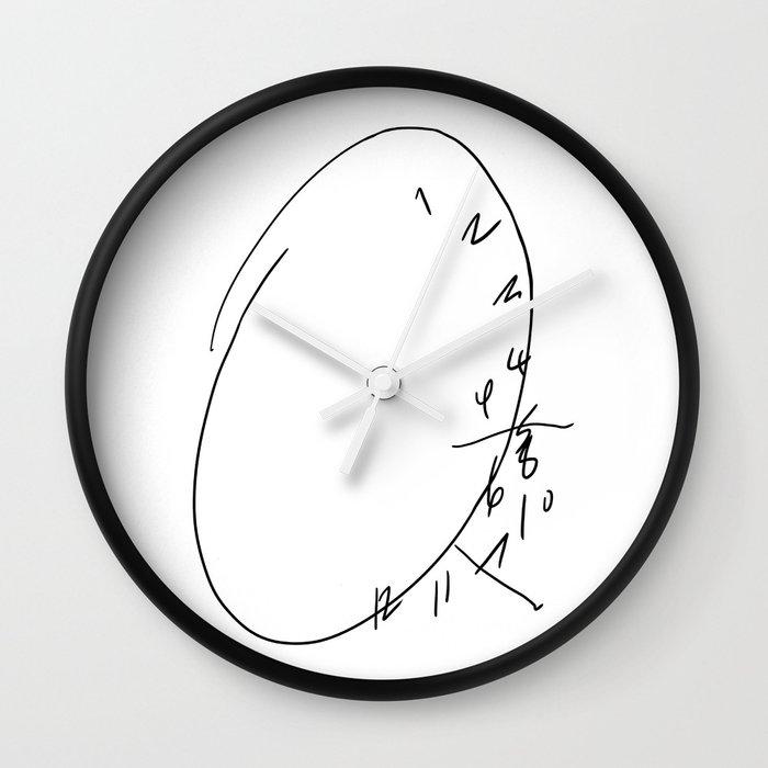 Hannibal Clock Wall By Morganwillis